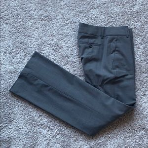 Banana republic suit pants (size4 grey)